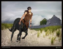 Dark_Horse_by_kiwidoc by kiwidoc