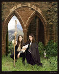 Elrond_and_Elros_by_kiwidoc
