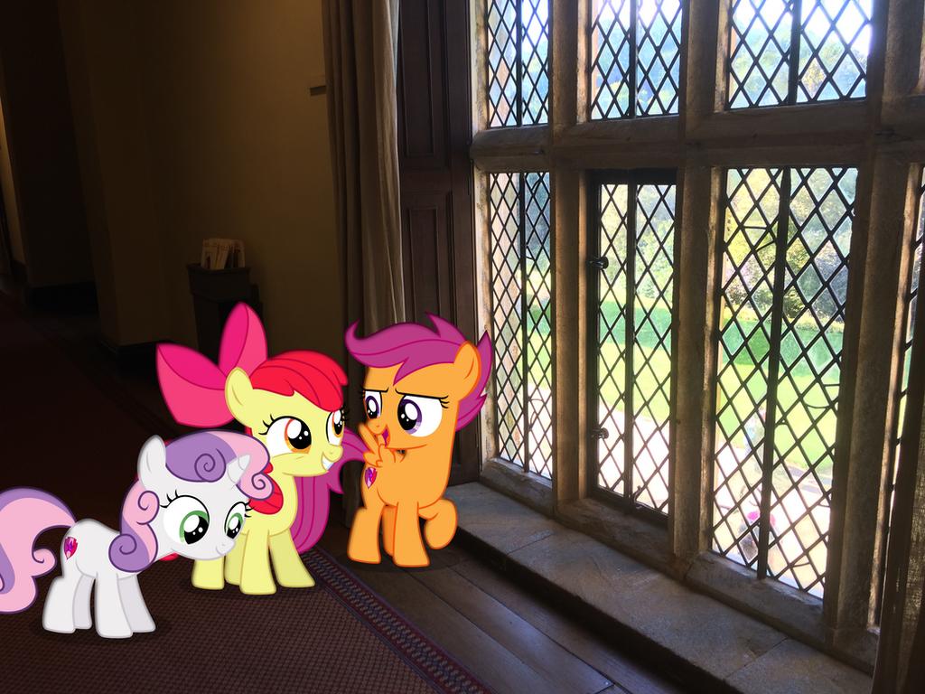 Walking inside Montacute House by Harpycross on DeviantArt for Animated House Inside  270bof