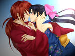 Kenshin and Kaoru: Lonely No More