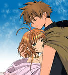 TRC: Sakura and Syaoran Love