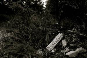Broken signpost by KajiyaEol