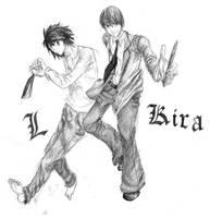 Death Note by Tkaczka