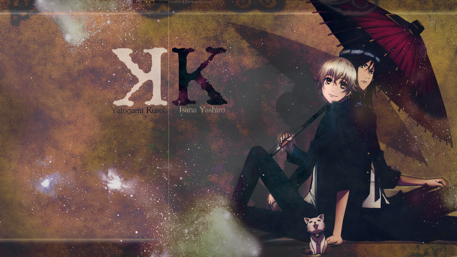 Project K Wallpaper by Tkaczka