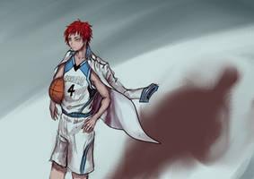 Kuroko no basket - Akashi