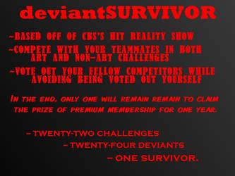 deviantSURVIVOR Season 2