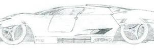 Zonda C12S - GT90 crossover