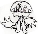 twin-tailed kitsune