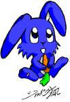 Bluebunny-Chibi version