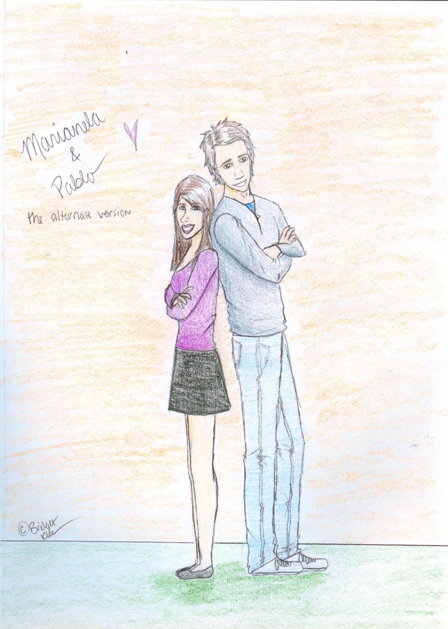 Marianela and Pablo