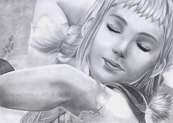 Final Fantasy XII - PENELO by WitchiArt