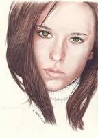Jennifer Love Hewitt by WitchiArt