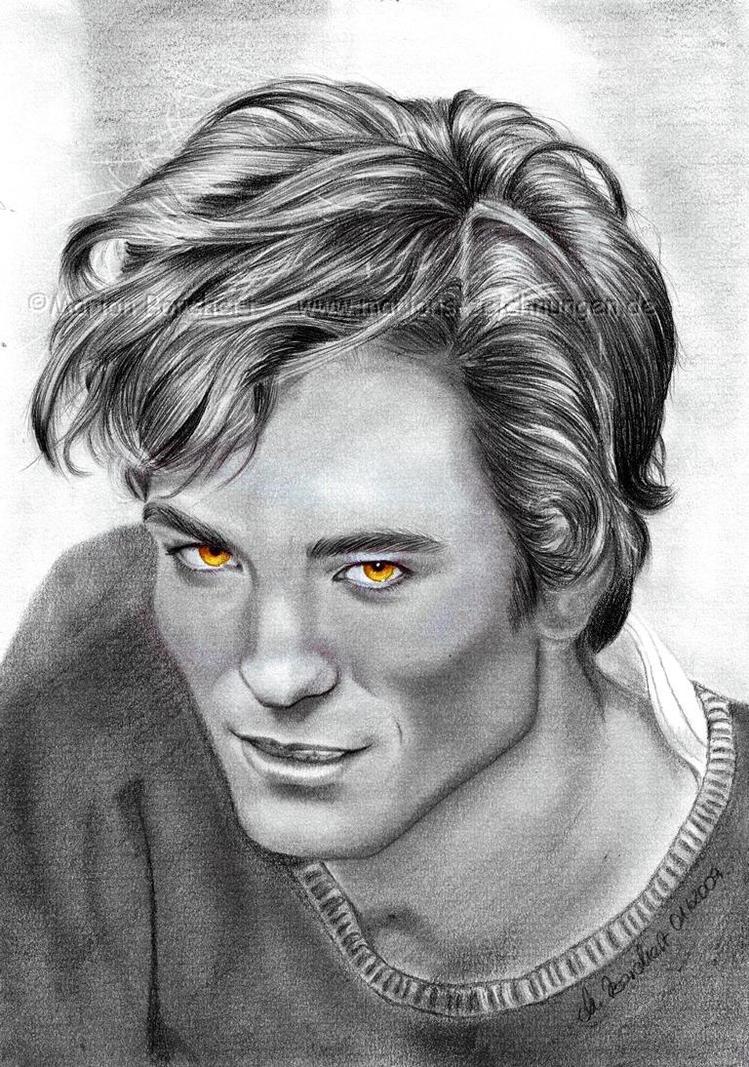 Edward Cullen By Witchiart On Deviantart