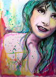 Colorful by WitchiArt