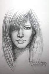 Sketchbook II by WitchiArt