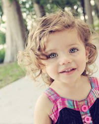 Daughter by malikalsalih