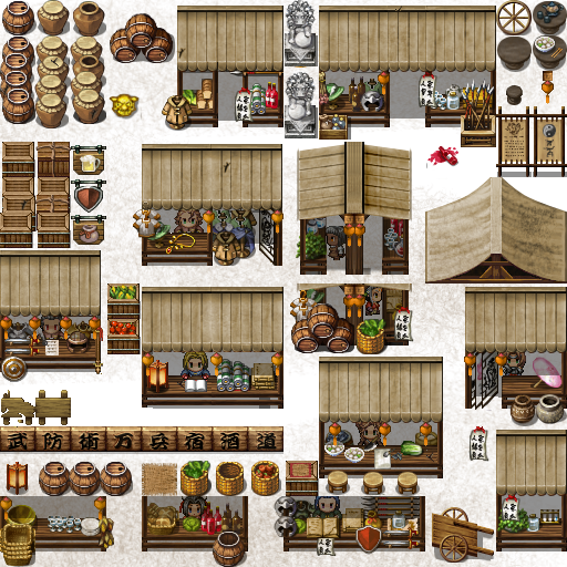 Bedroom maker tips for indoors mapping topic rpgmaker for Apartment 412 rpg maker