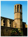 Barcelona Monastery