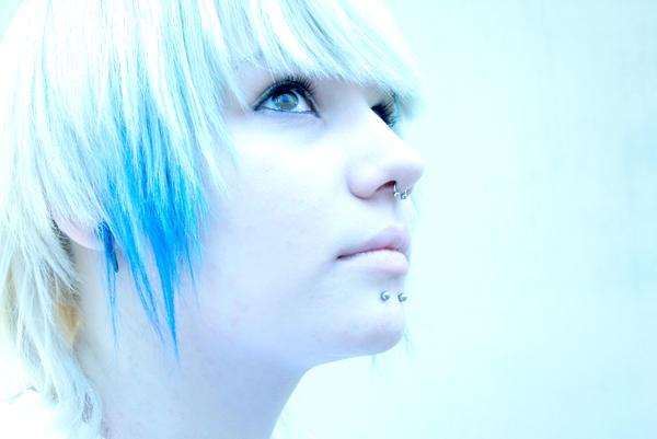 blue by Holodnaia