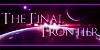 Final Frontier Logo by arisechicken117