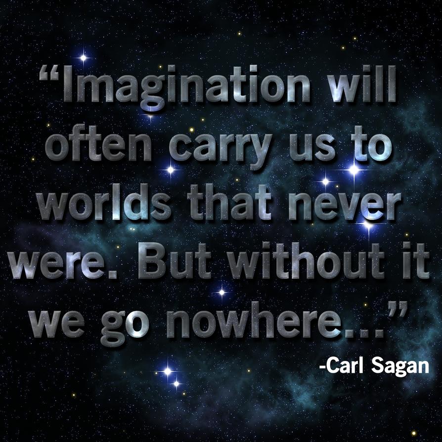 Carl Sagan Love Quote: Carl Sagan Quote By Arisechicken117 On DeviantArt