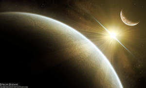 Epsilon Eridani by arisechicken117