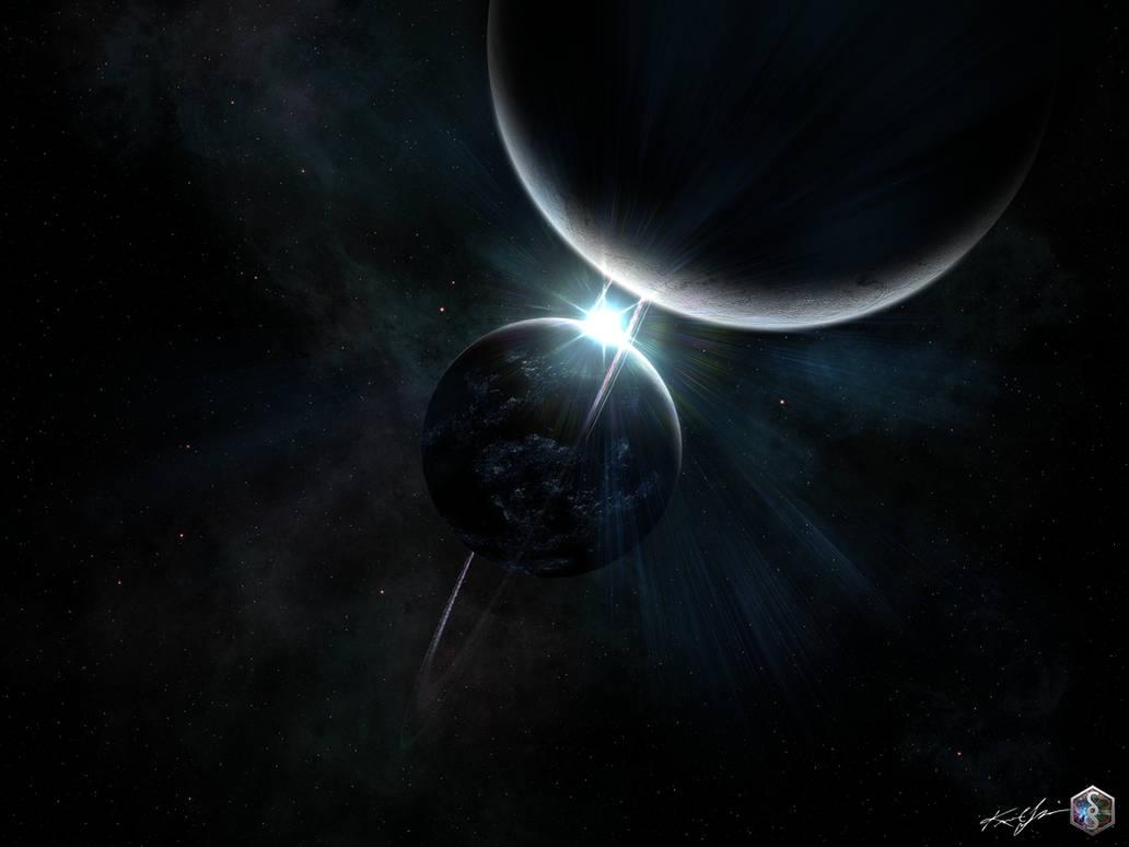 Deep Space by arisechicken117