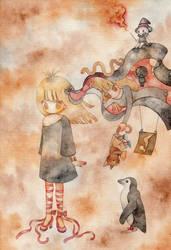 Silence and Rebuke by Harumao744