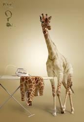 Giraffe by EmaDread