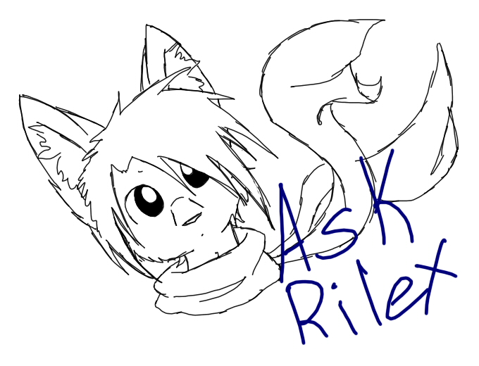 Ask Ri by Sp3nc3r-X