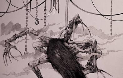 The Evil Within Girl by Z00M1NAT1VE