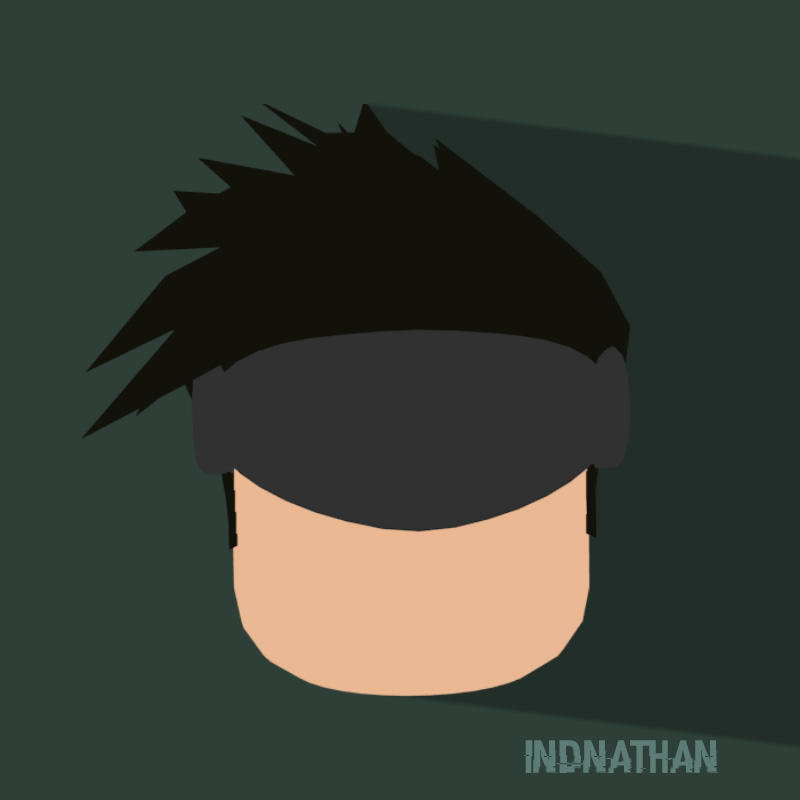 Roblox Head Logo by INDNathan on DeviantArt