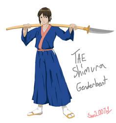 Genderbended - Tae Shimura
