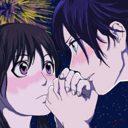 Noragami Chapter 41