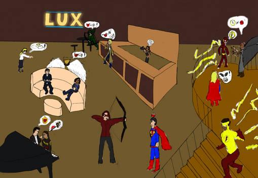 DC TV Universe