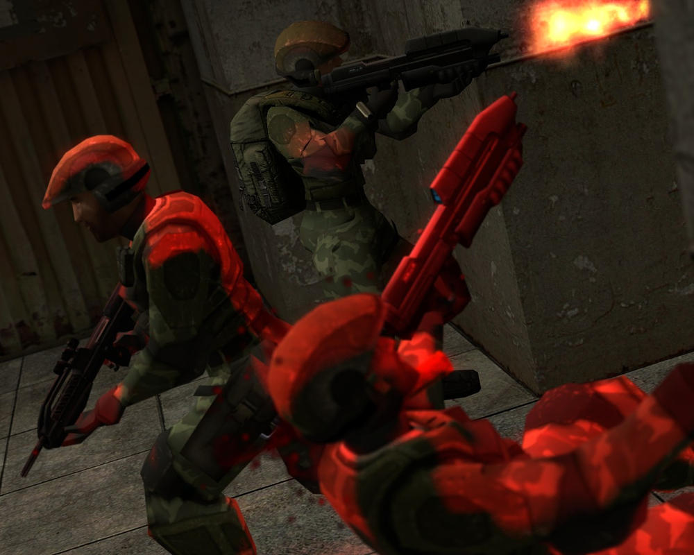Halo  Contact Harvest By Richard9311 On Deviantart