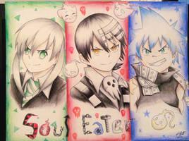 Soul Eater (Meister Ver.) by Kyuukeru