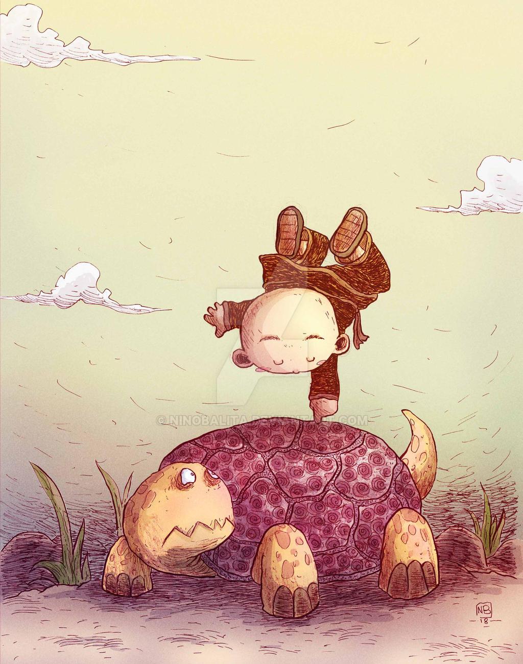 Zen with the Tortoise