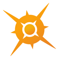 POKEMON SUN SYMBOL by Alexalan