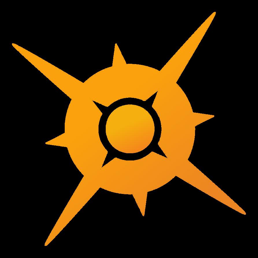 Pokemon sun symbol by alexalan on deviantart pokemon sun symbol by alexalan buycottarizona Images