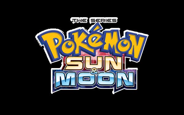The Series: Pokemon Sun and Moon fanmade logo