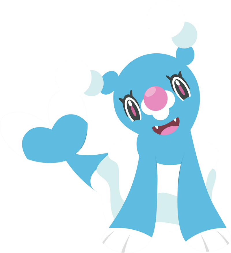 Popplio Defenders Google