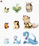 POKEMON BETA GOLD AND SILVER (1)
