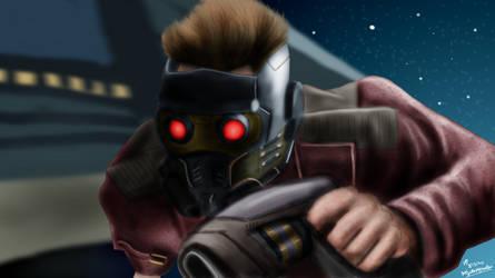 Fan Art - Star-Lord by GeekyAustin