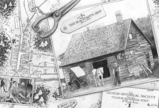 BlackSmith Shop Puzzle