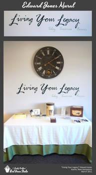 Edward Jones: Living Your Legacy Mural