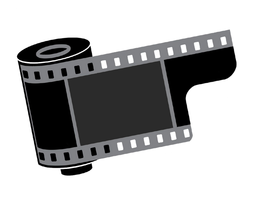 black film roll logo png by bssindex on deviantart