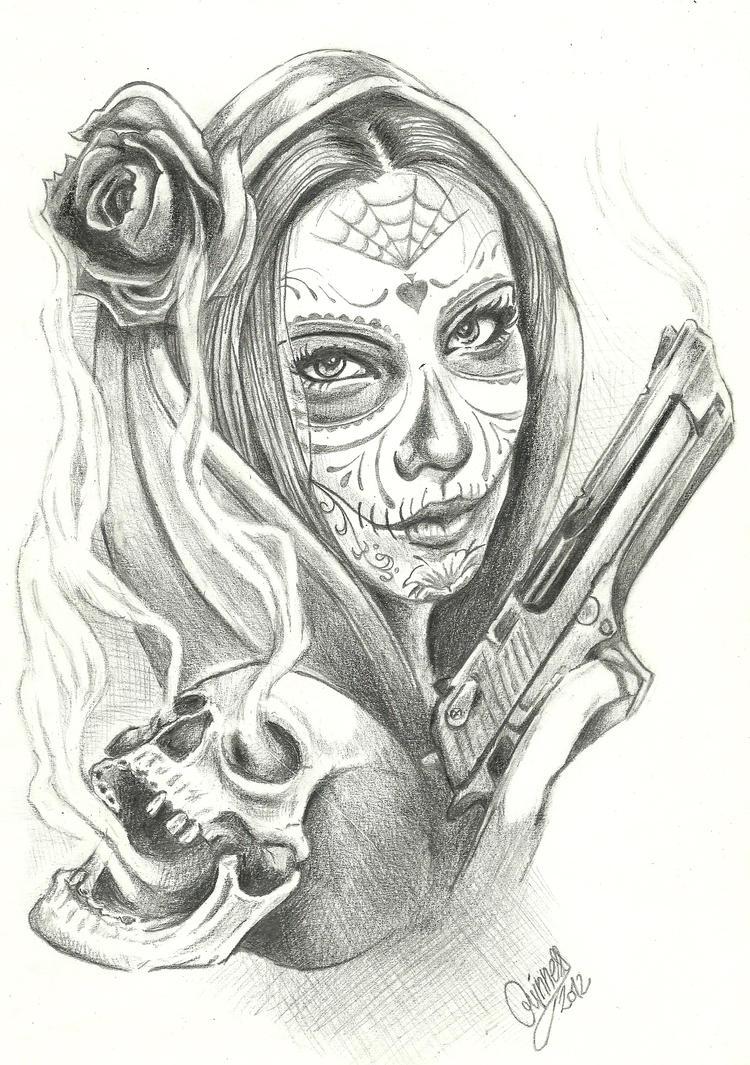 skullcandy by macguinness on deviantart