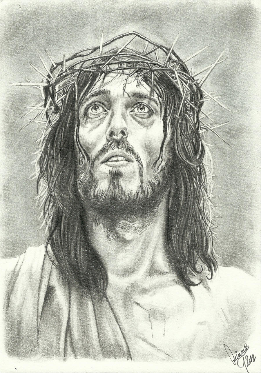 Jesus Christ by MacGuinness on DeviantArt