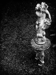 Forlorn Statuette